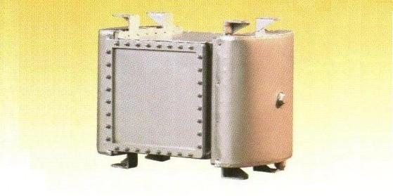 Нагреватель воздуха паровой НВ 4,6-1